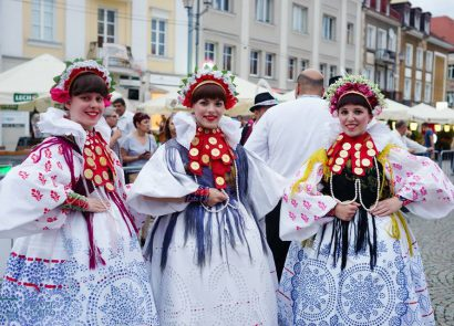 International music, art, culture festival Podlaskie Octave of Cultures.